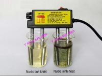Thiết bị kiểm tra pH của nước phát hiện axit kim loại nặng