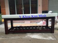Cách lắp ráp giường massage gỗ Kim Minh
