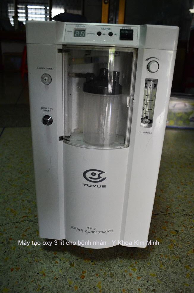 Máy tạo oxy cho bệnh nhân 3-5L