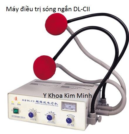 Máy sóng ngắn điều trị DL-CII