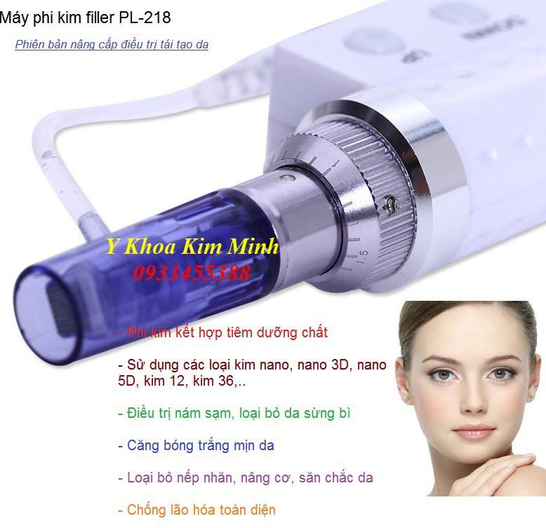 Máy phi kim filler PL-218