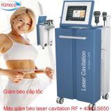 Máy giảm béo laser Cavitation RF LS650