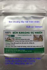 Bùn khoáng đắp mặt nạ thiên nhiên Việt Nam