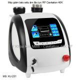 Máy giảm béo siêu âm đa cực RF Cavitation 40K KU-231