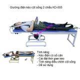 Giường kéo giãn cột sống 2 chiều KD-005