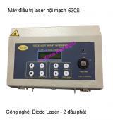 Máy điều trị laser nội mạch 630S 2 đầu phát diode