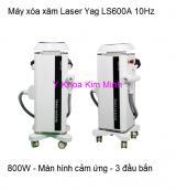 Máy xóa xăm liên tục laser LS600A 10Hz