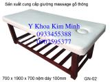 Cung cấp giường massage xông hơi toàn quốc