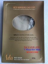 Bùn khoáng đắp mặt dưỡng da Sala