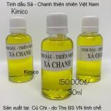 Tinh dầu sả chanh thiên nhiên Việt Nam