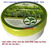 Kem massage mặt trà xanh Hàn Quốc EKel