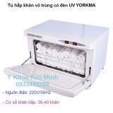 Tủ hấp khăn vô trùng UV Yorkma